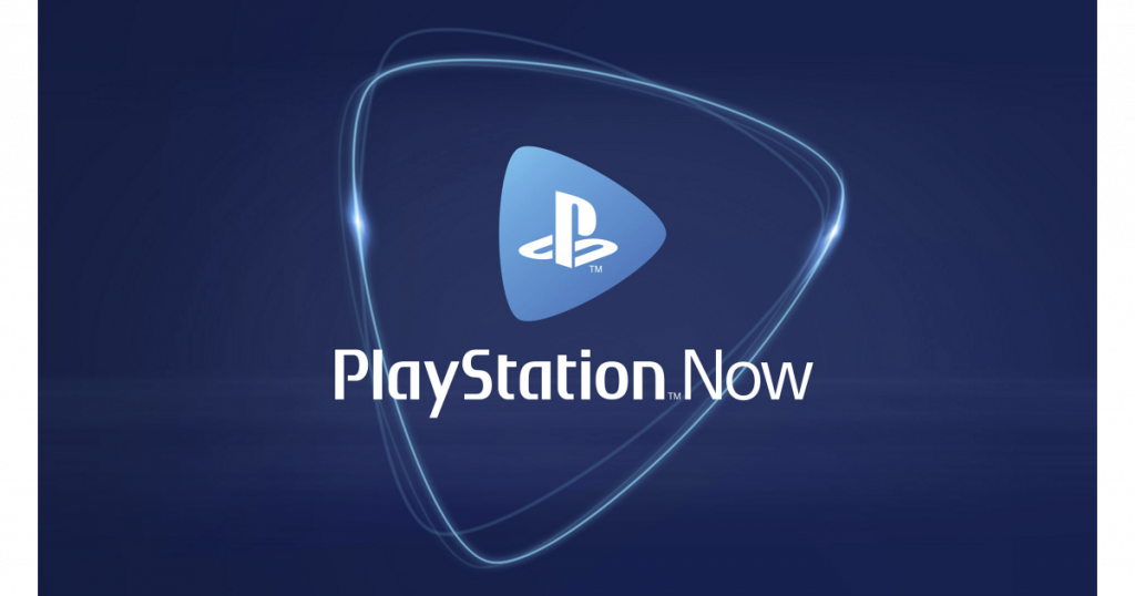 Logo PS Now