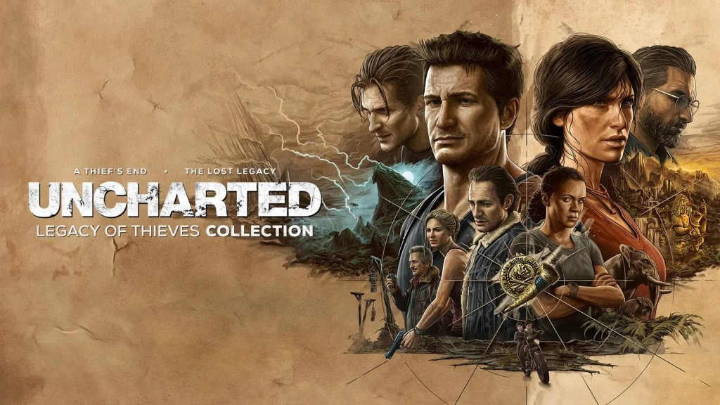 Uncharted: Legacy of Thieves Collection (Naughty Dog/Sony Interactive Entertainment)
